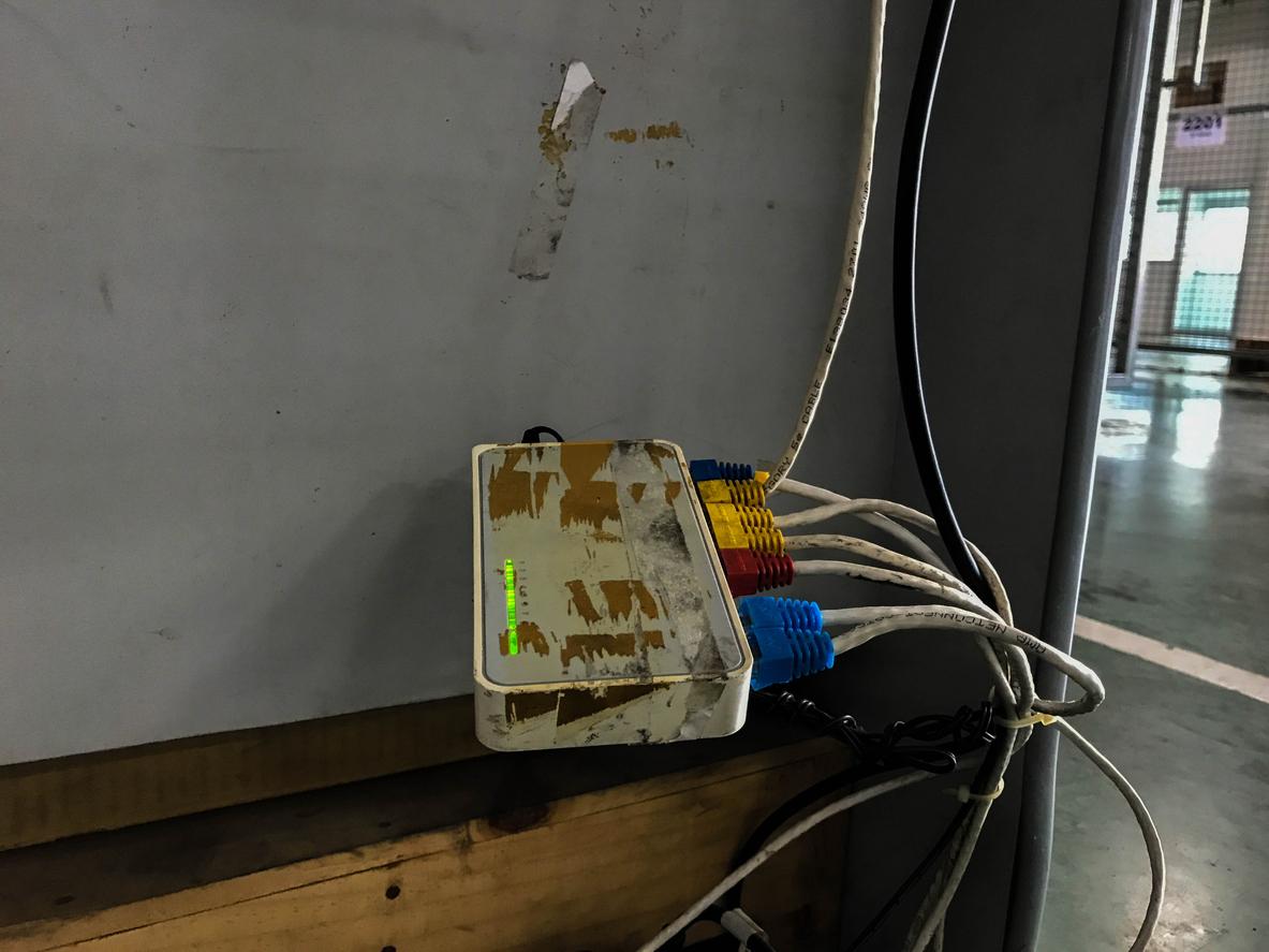 fix wifi problems
