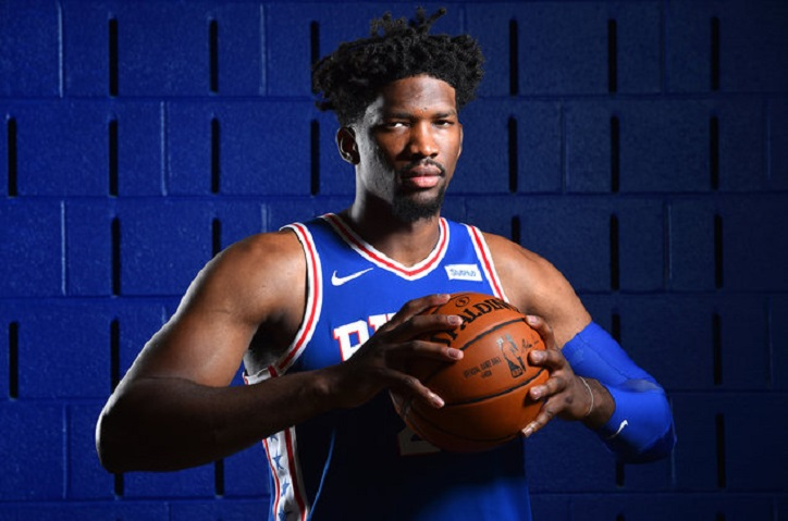 Joel Embiid Background Check