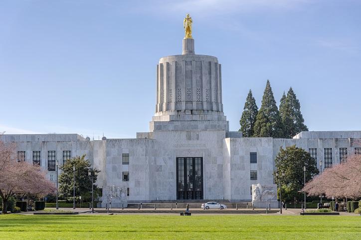 Oregon Breach of Peace Law