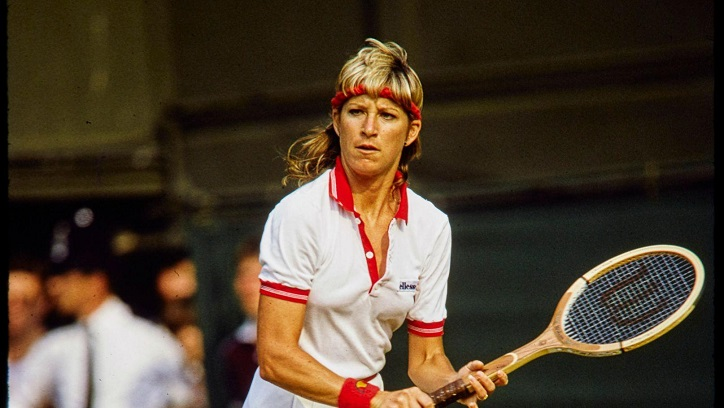 Chris Evert Background Check