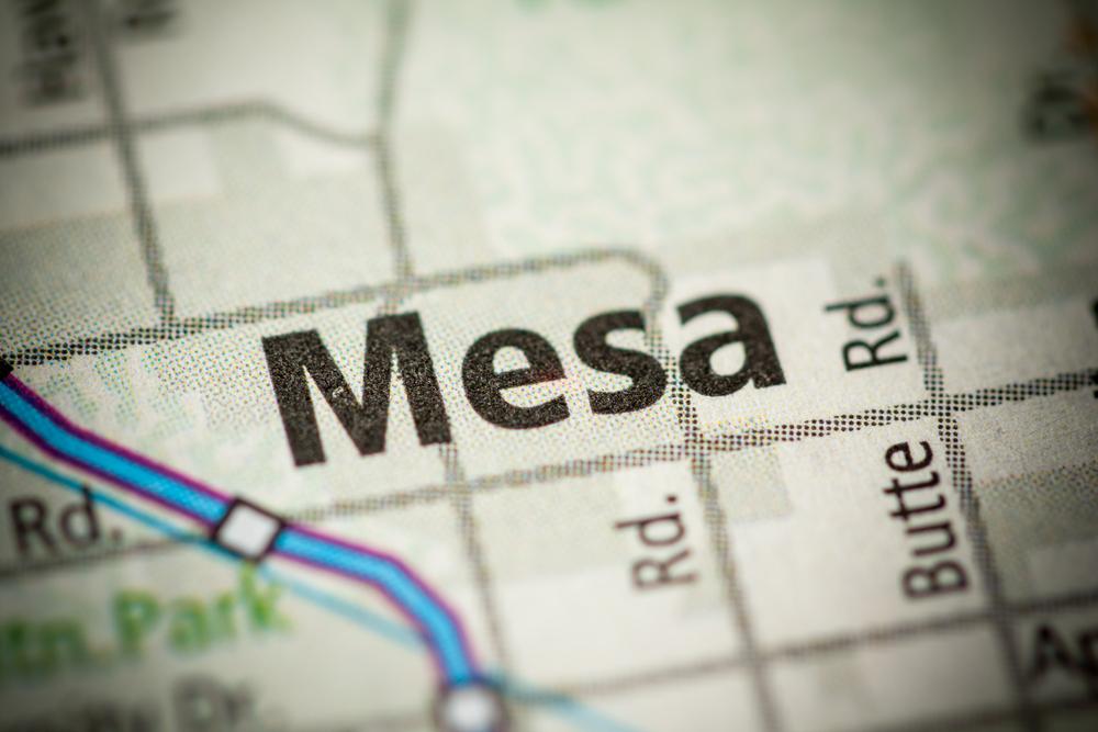 mesa arizona public records