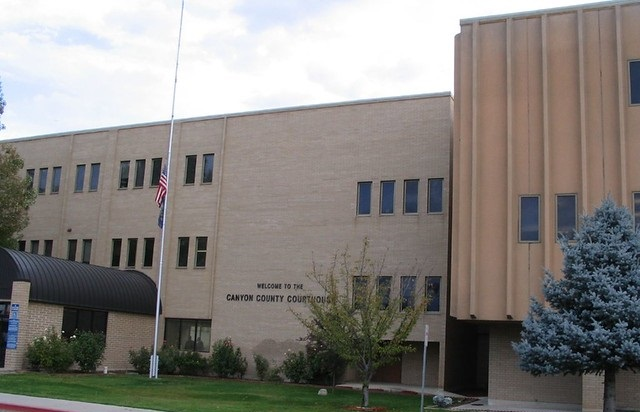 Canyon County Current Arrests