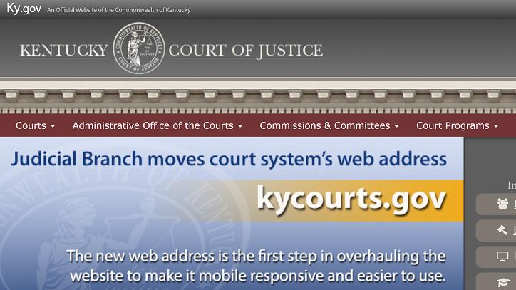Judicial Records Kentucky