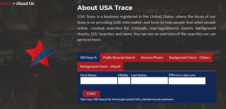 USA Trace Cancel