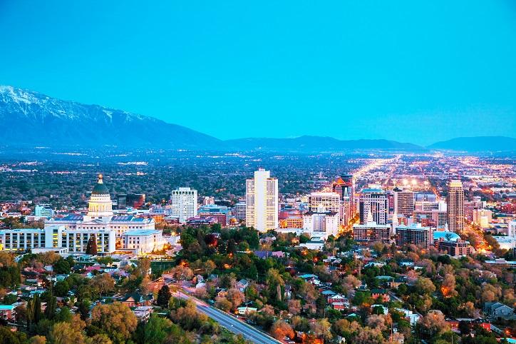 Utah City Crime Rate