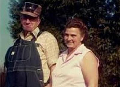 Ray and Faye Copeland