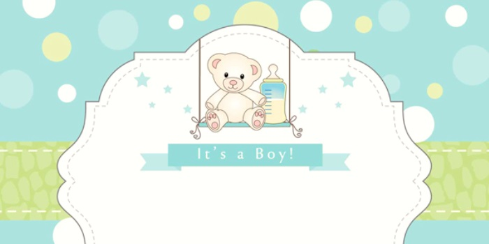popular baby names it's a boy sign