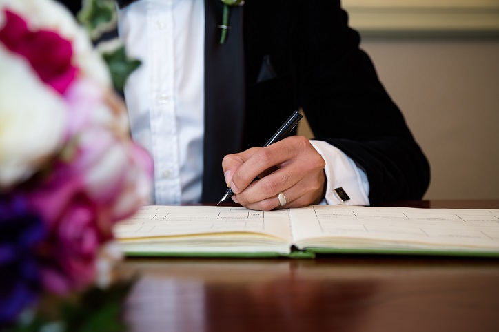 Utah Marriage License