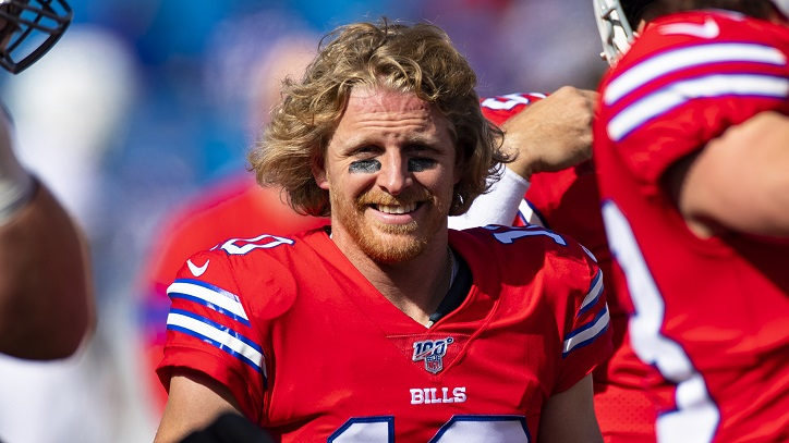 Cole Beasley Background Check