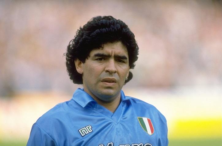 Diego Armando Maradona Public Records