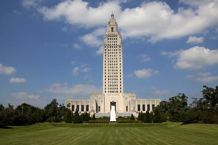 Louisiana Riot Law