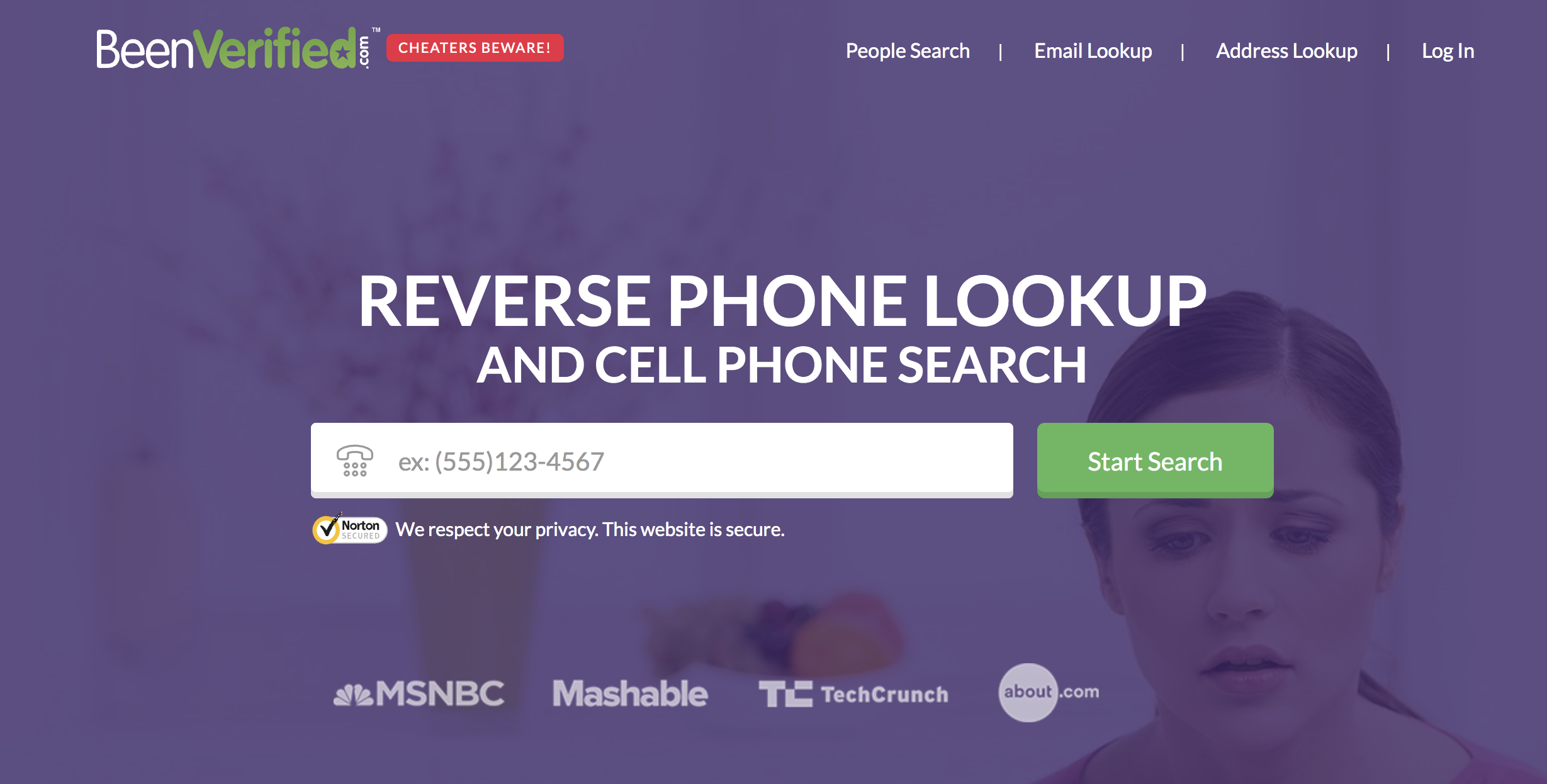 beenverified reverse phone lookup review