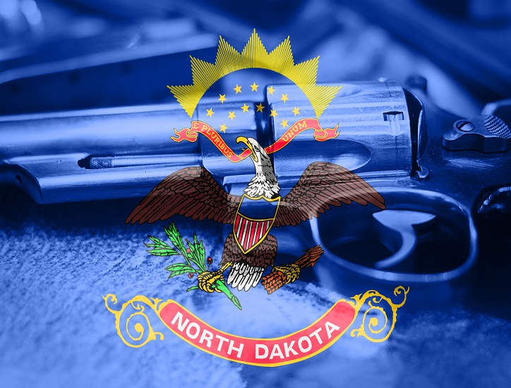 North Dakota Police Records