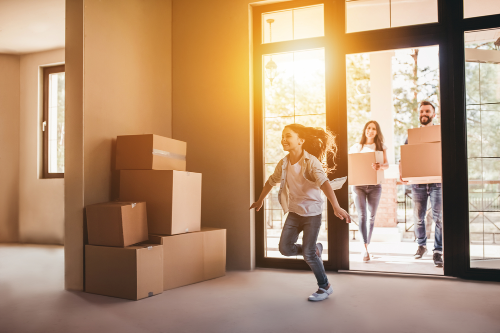save money on house move