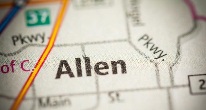 Allen Court Records