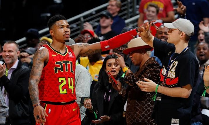 Kent Bazemore Background Check