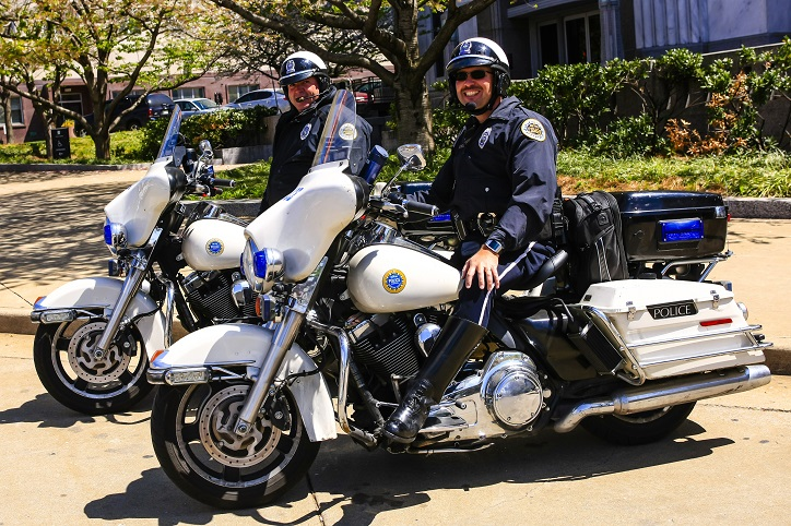 Garland Police Departments