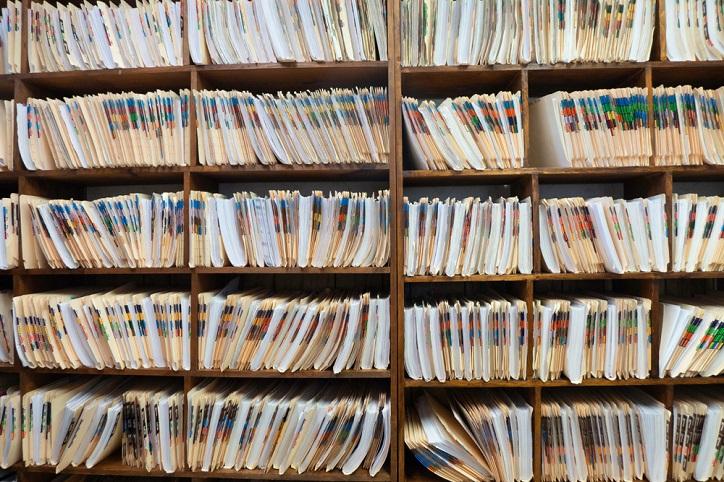 State Records Kansas