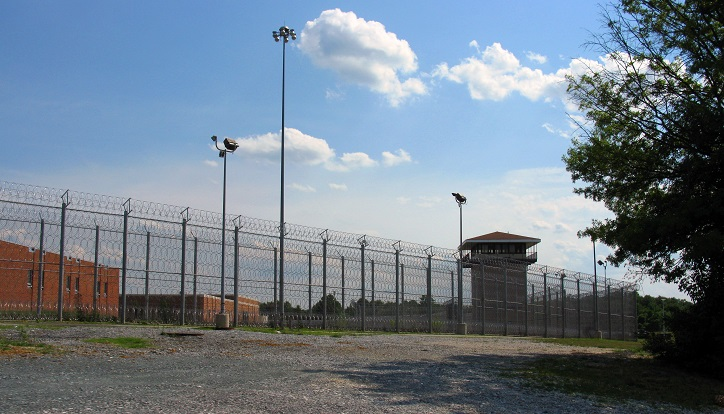 Jessup Maryland Correctional Institution