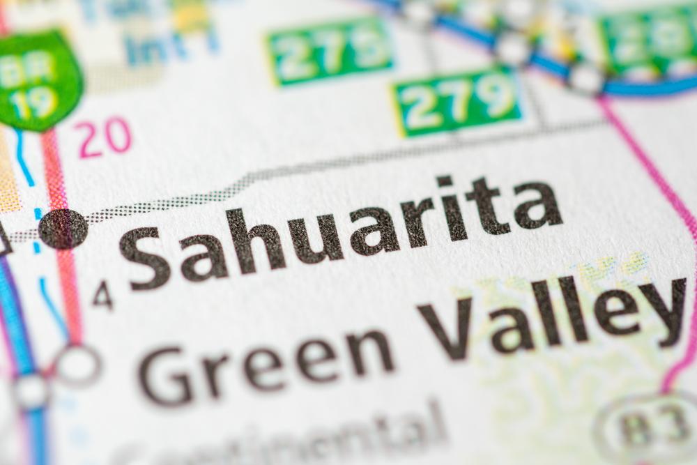 Sahuarita Arizona Public Records