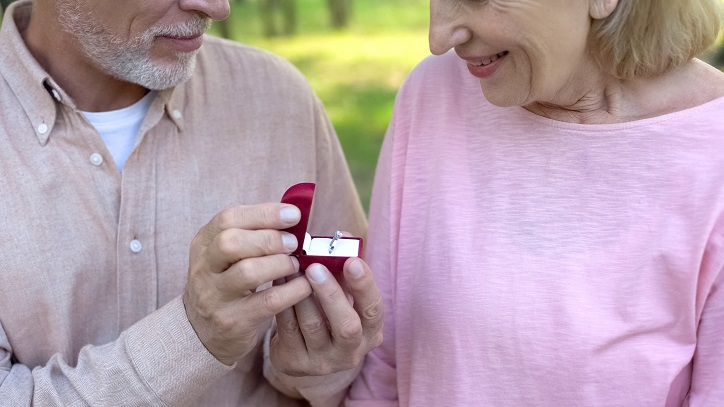 The Perfect Wedding Gifts for Older Couples