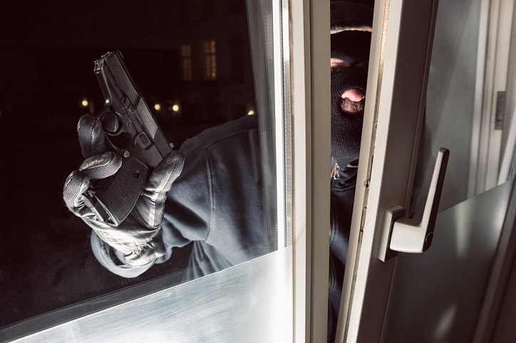 Breaking and Entering Law Iowa