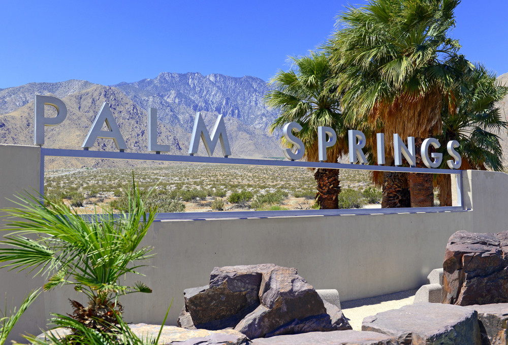 Palm Springs Court Records