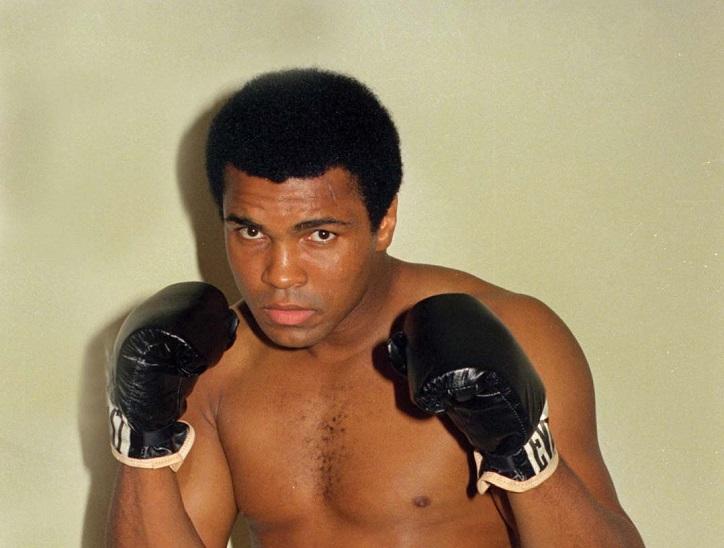 Background Check Muhammad Ali
