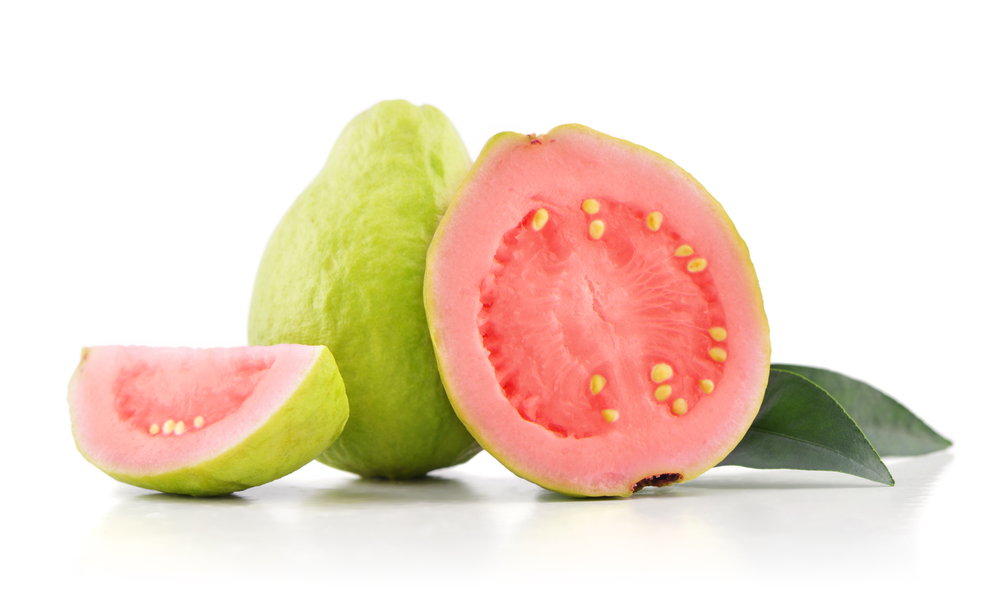guava high protein fruit