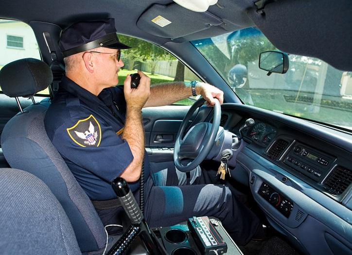 Fontana City Police Departments
