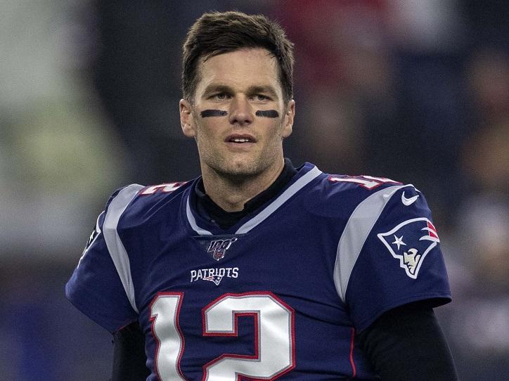 Tom Brady background check