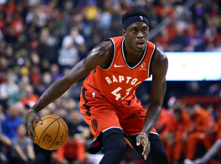 Pascal Siakam Background Check