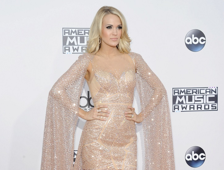 Carrie Underwood Background Check