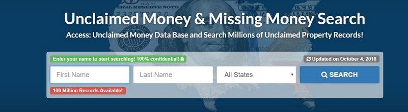 Best Unclaimed Money Search