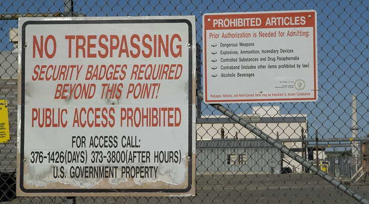 Punishment for Trespassing in Hawaii