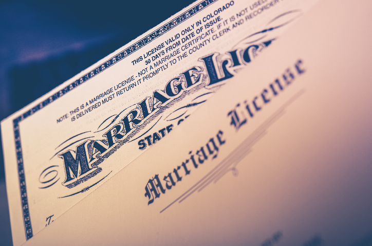 Marriage Records Search North Dakota