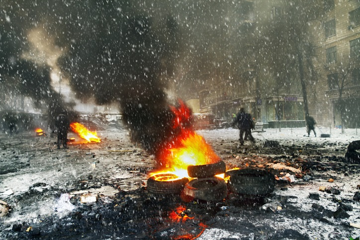 Georgia Riot Law