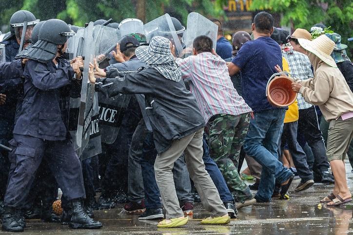 New Hampshire Riot Law