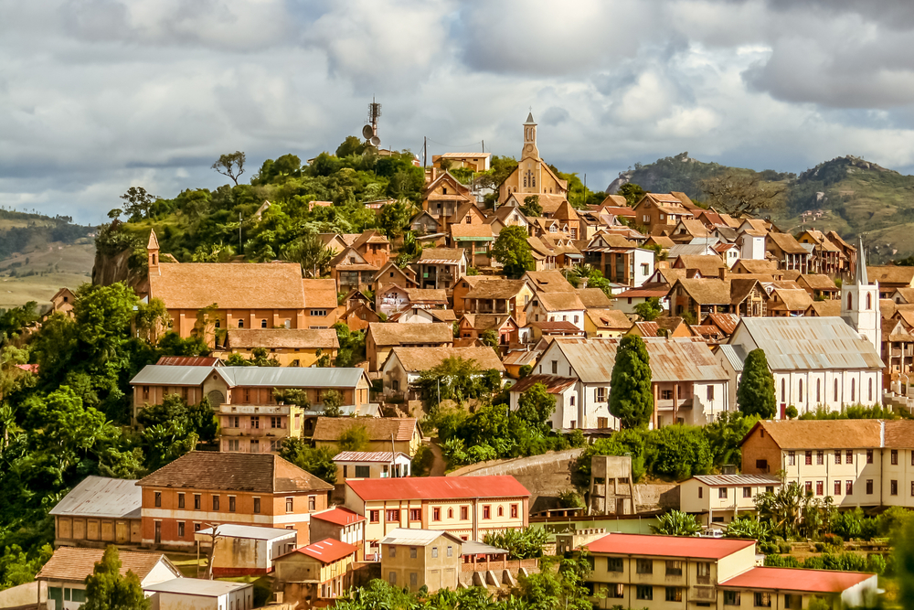 poorest country in the world Madagascar