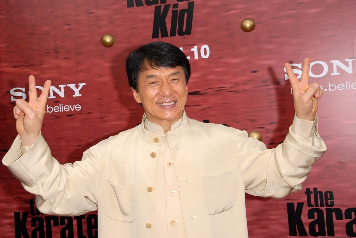Background Check Jackie Chan