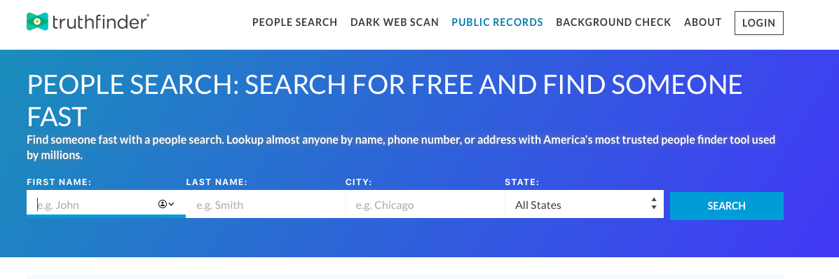 How Do You Search Public Records