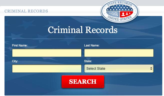 find arrest records