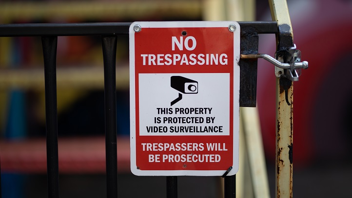 Trespassing Laws Alabama