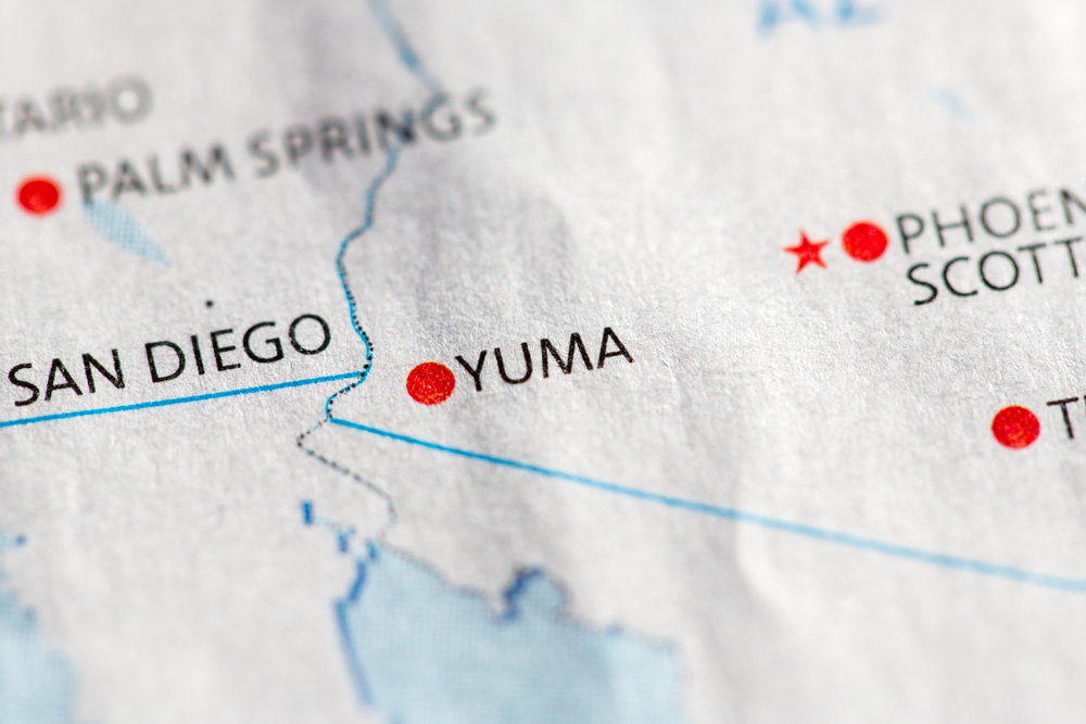 Yuma Arizona Public Records