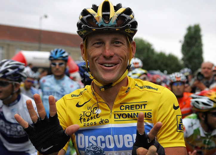 Lance Armstrong Background Check