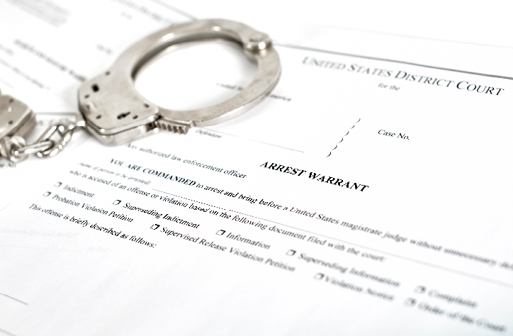 Arrest Records in Maryland