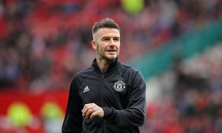David Beckham Background Check