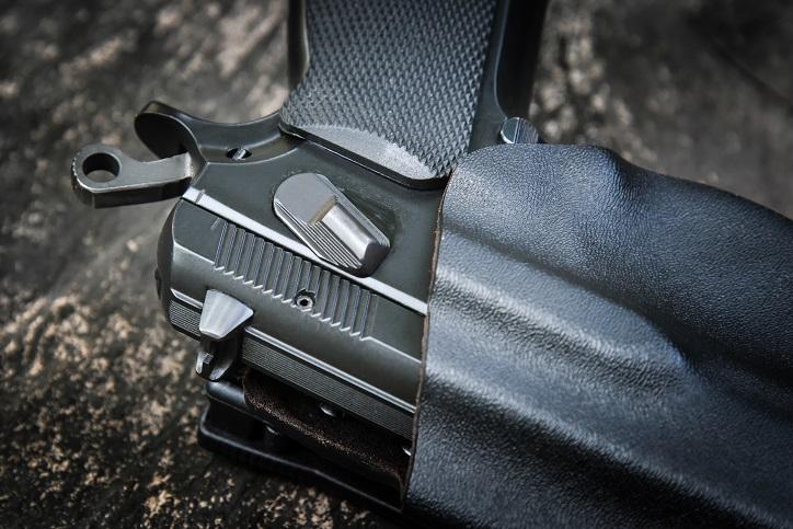 Utah State Firearms License