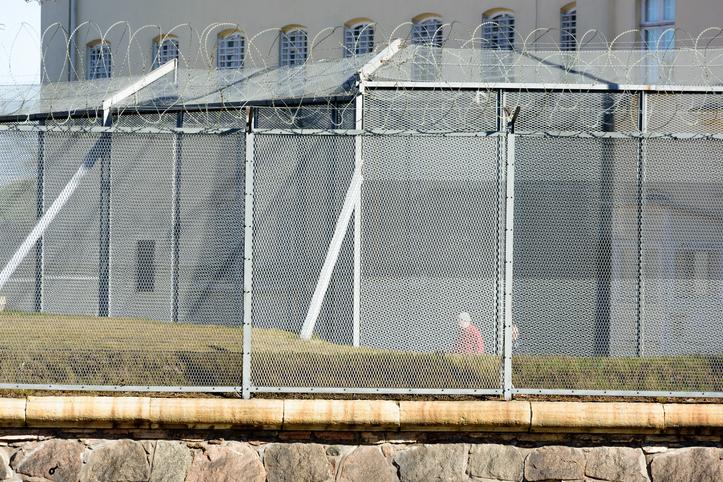 Green Rock Correctional Center