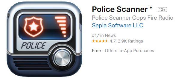 Police Scanner